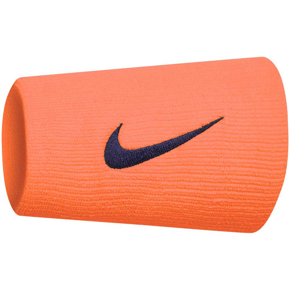 Nike Accessories Tennis Premier Double Wide One Size Orange / Blue
