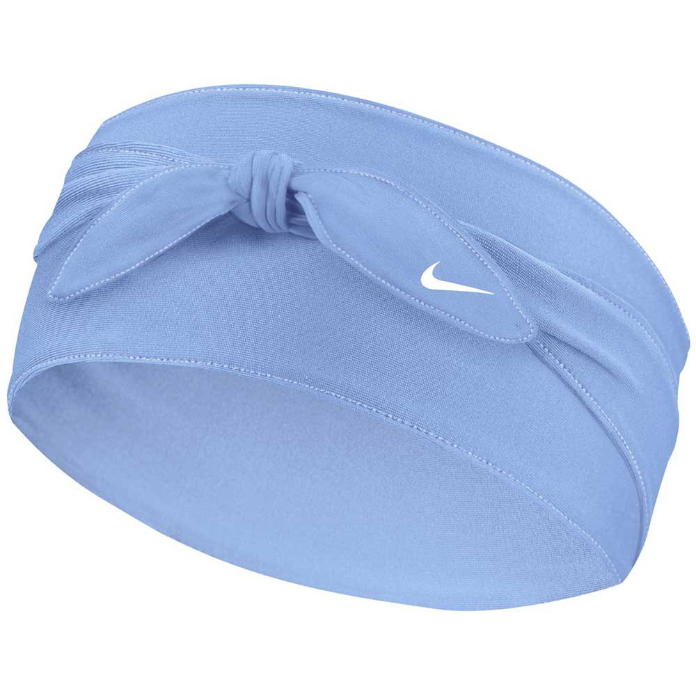Nike Accessories Bandana Head Tie One Size Blue / White