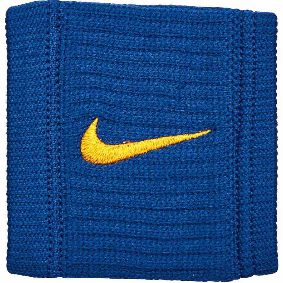 Nike Accessories Dri Fit Reveal One Size Blue / Yellow / Yellow