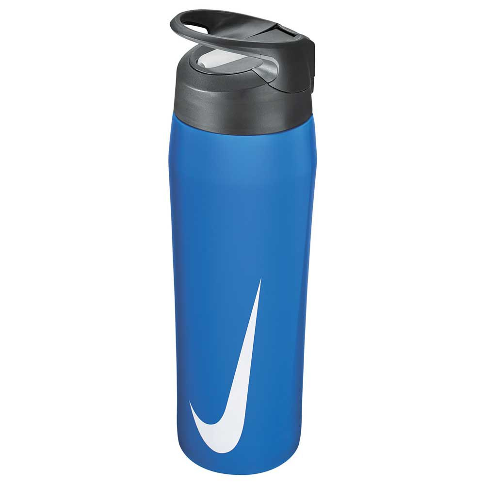 Nike Accessories Ss Hypercharge Straw B 710ml One Size Blue / Grey / White