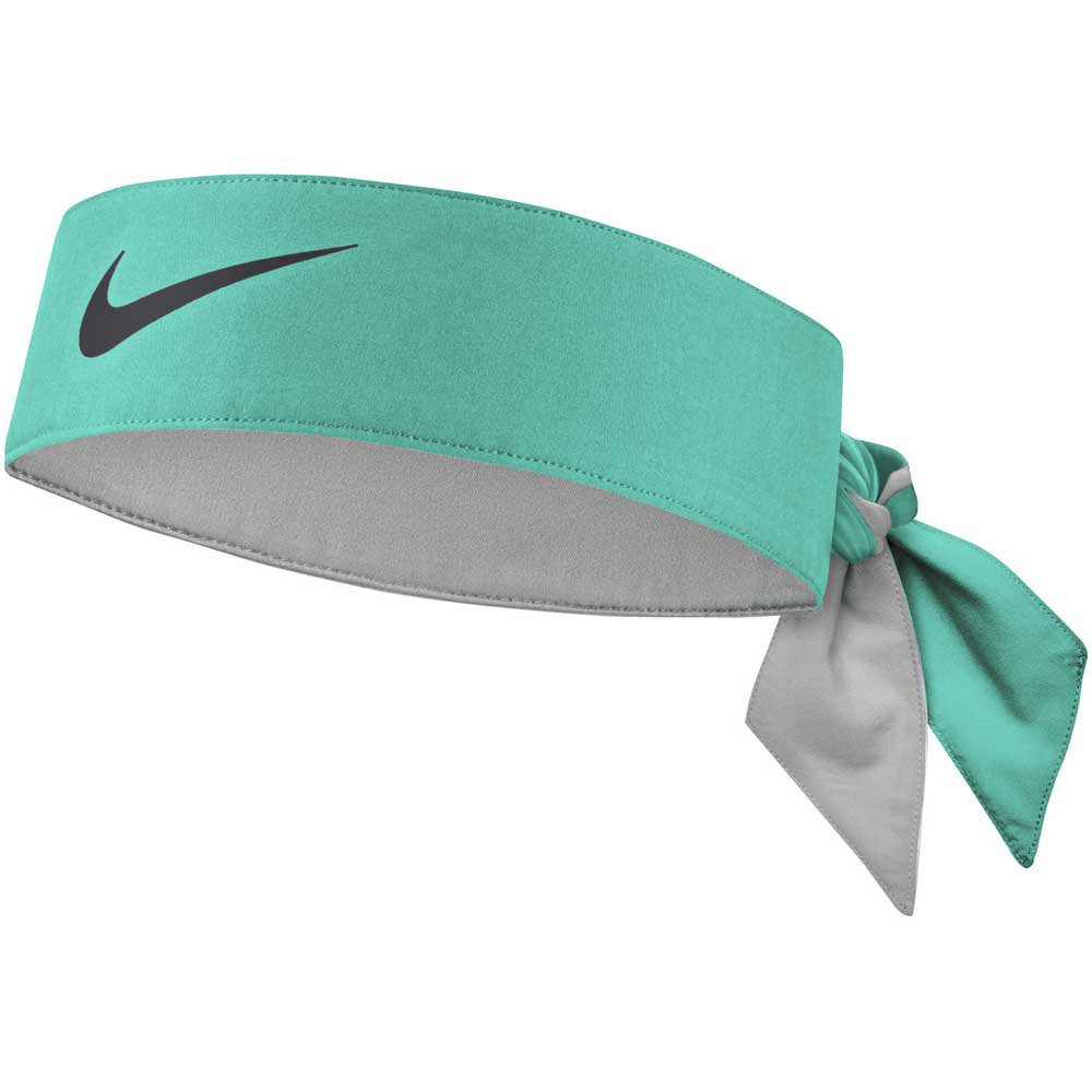 Nike Accessories Tennis Headband One Size Turquoise / Grey