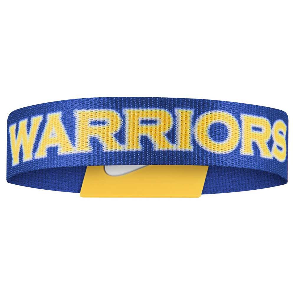 Nike Accessories Nba Baller Golden State Warriors XS-S Blue / Yellow / White