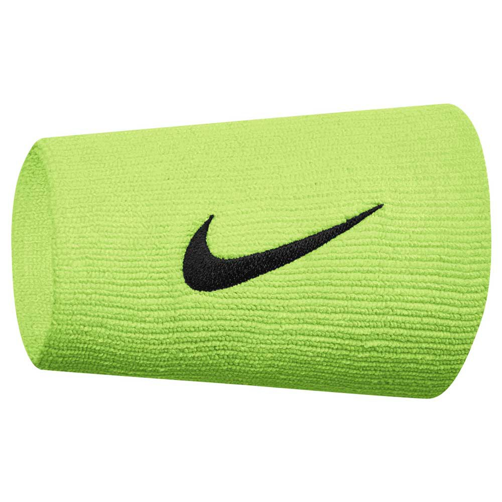 Nike Accessories Tennis Premier Double Wide One Size Green / Blue