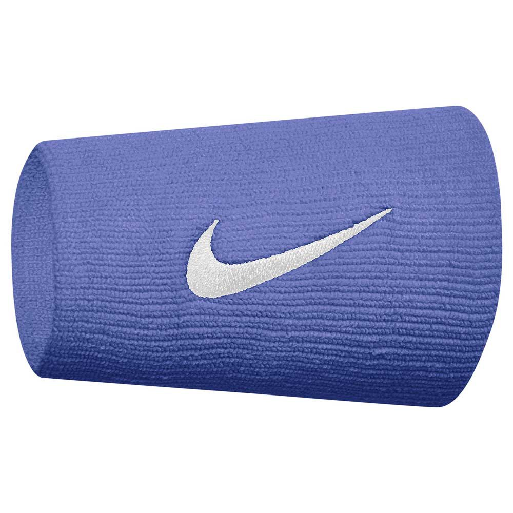 Nike Accessories Tennis Premier Double Wide One Size Blue / White