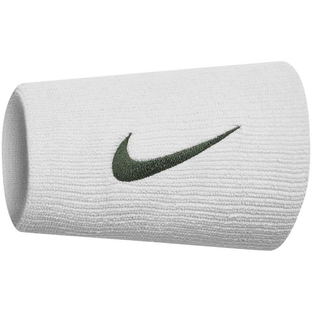 Nike Accessories Tennis Premier Double Wide One Size White / Green