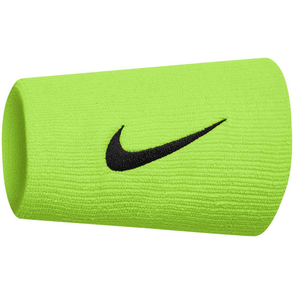 Nike Accessories Tennis Premier Doublewide One Size Green / Black