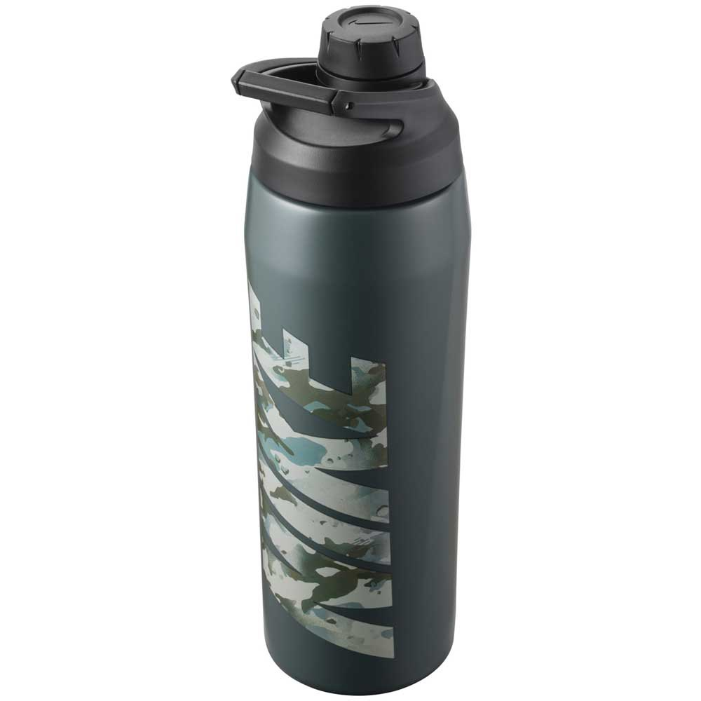 Nike Accessories Hypercharge Graphic 710ml One Size Green / Grey / Green