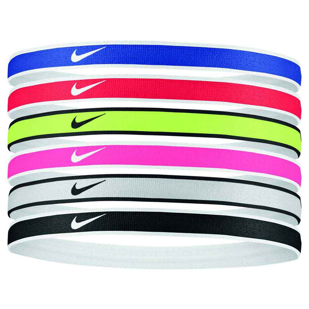 Nike Accessories Swoosh Sport 6 Units One Size Red / Blue / Green