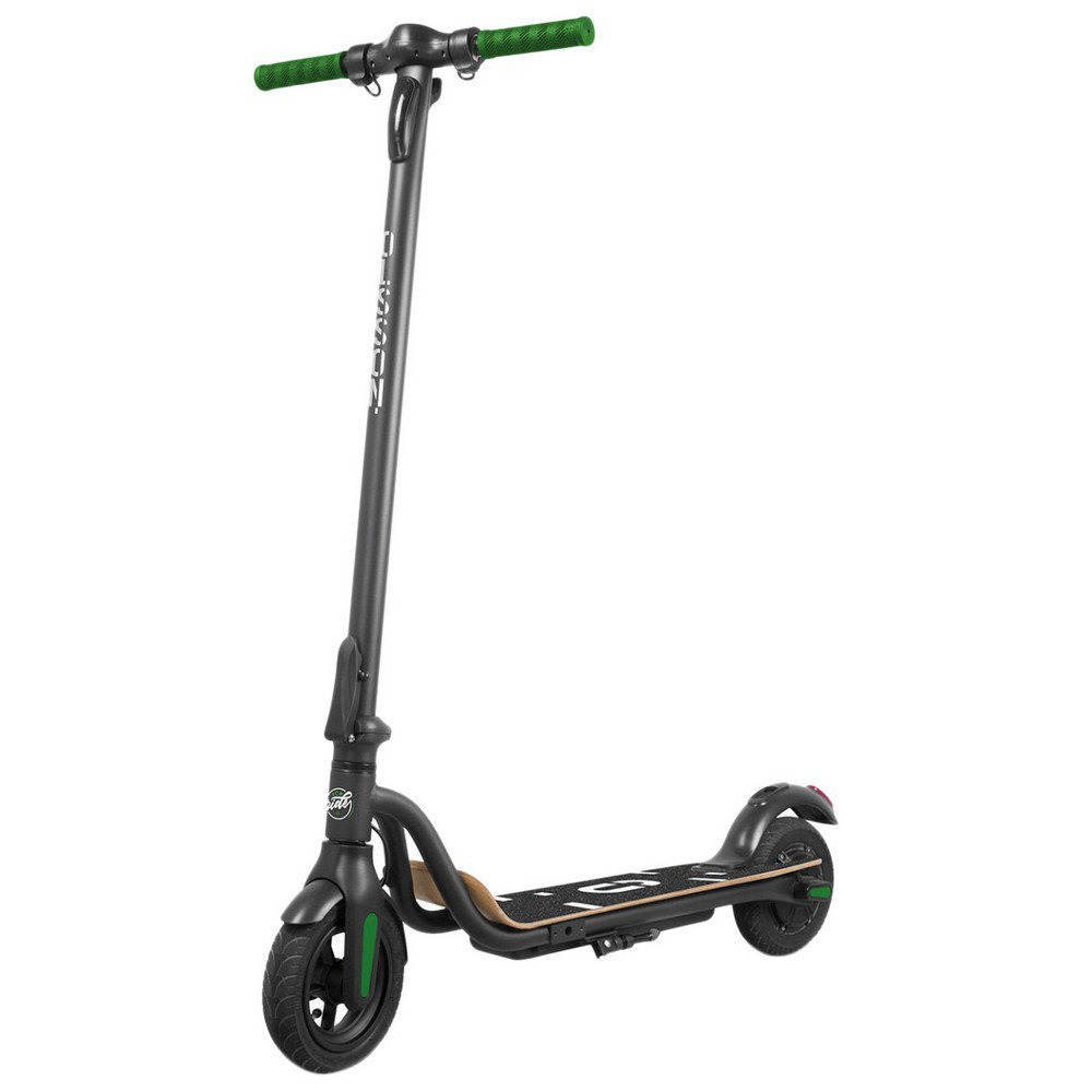 Patiente eléctrico Olsson Ecoride 8'' One Size Grey / Green
