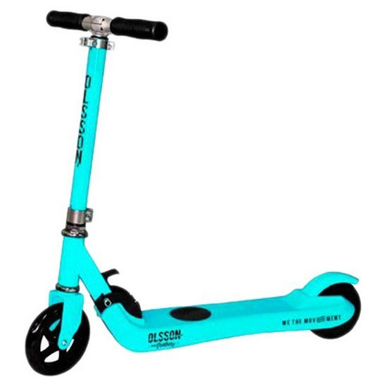 Patiente eléctrico Olsson Fun 5'' Junior One Size Blue