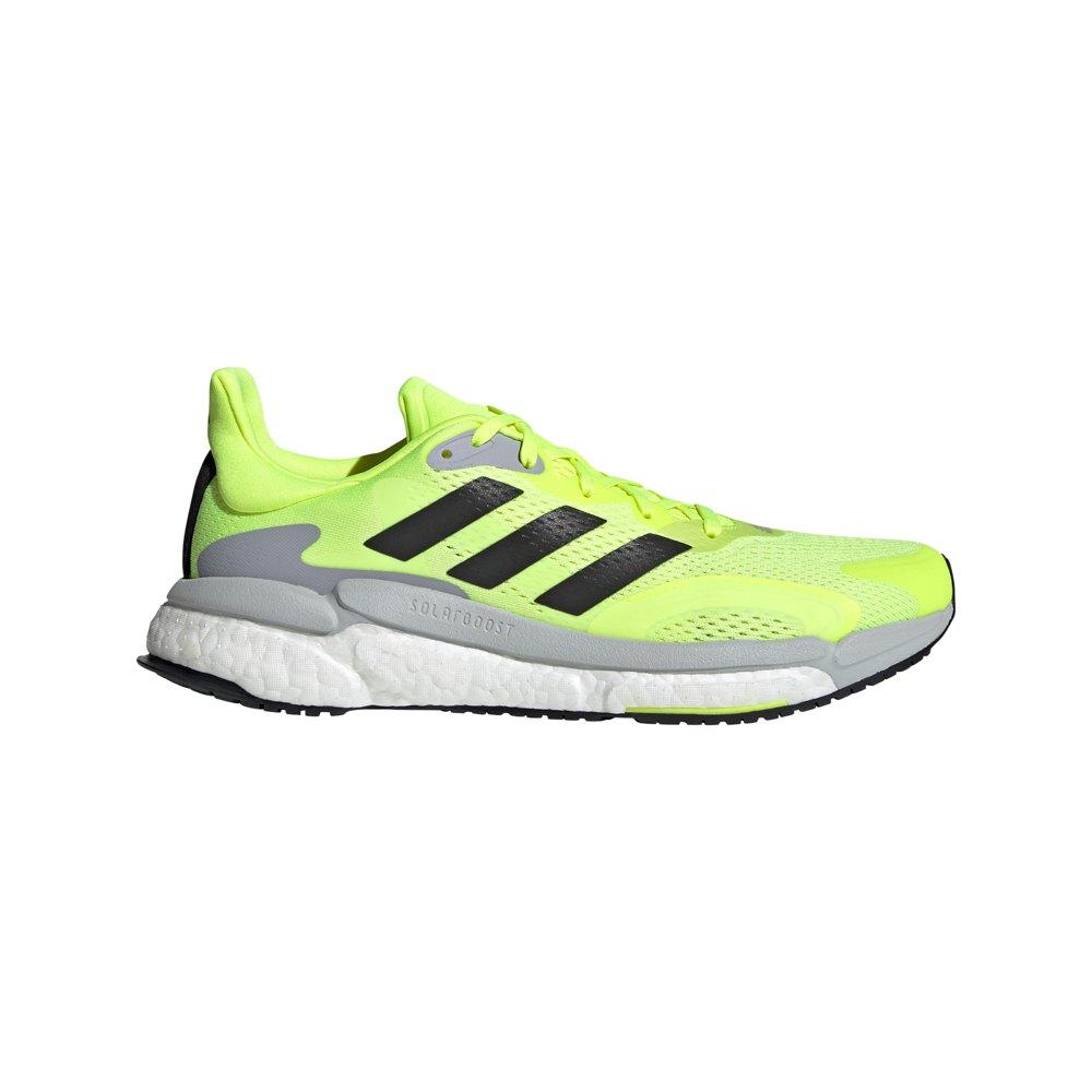 Adidas Solar Boost 3 M EU 44 2/3 Solar Yellow / Core Black / Halo Silver