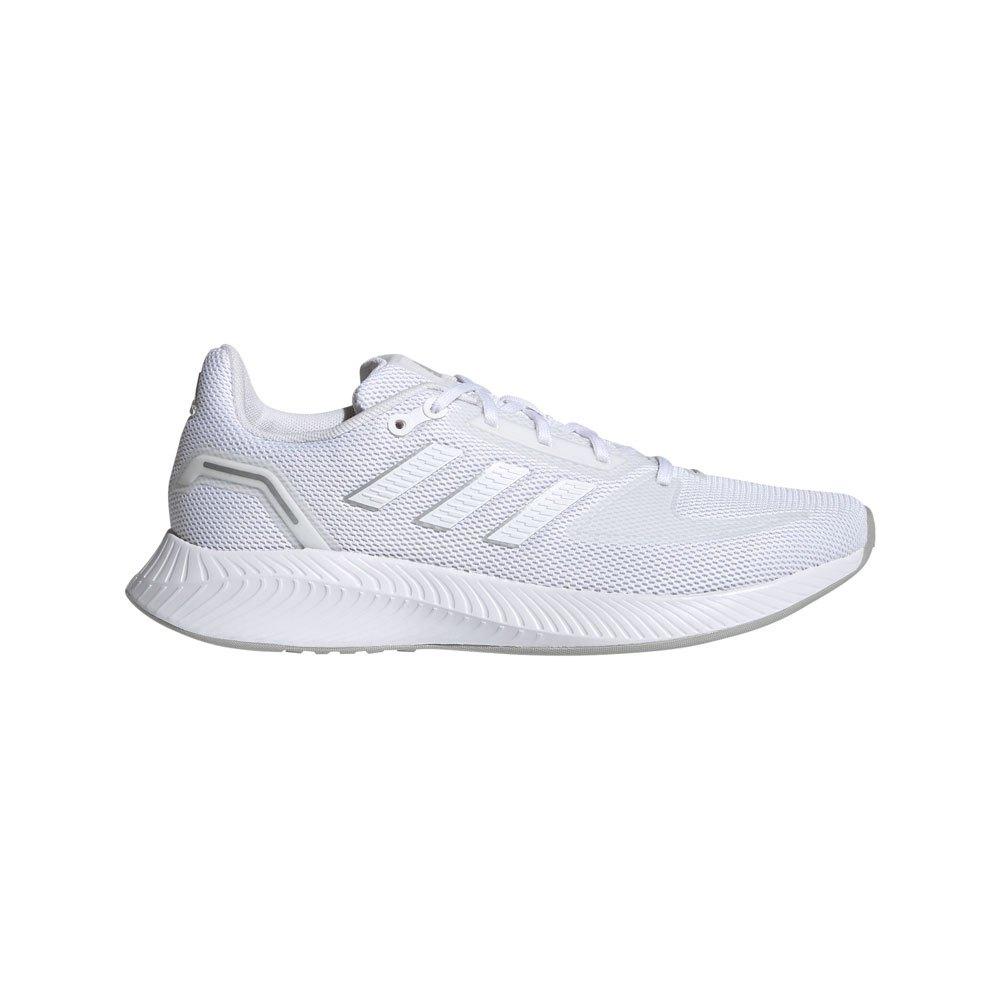 Adidas Runfalcon 2.0 EU 41 1/3 Ftwr White / Ftwr White / Silver Met.