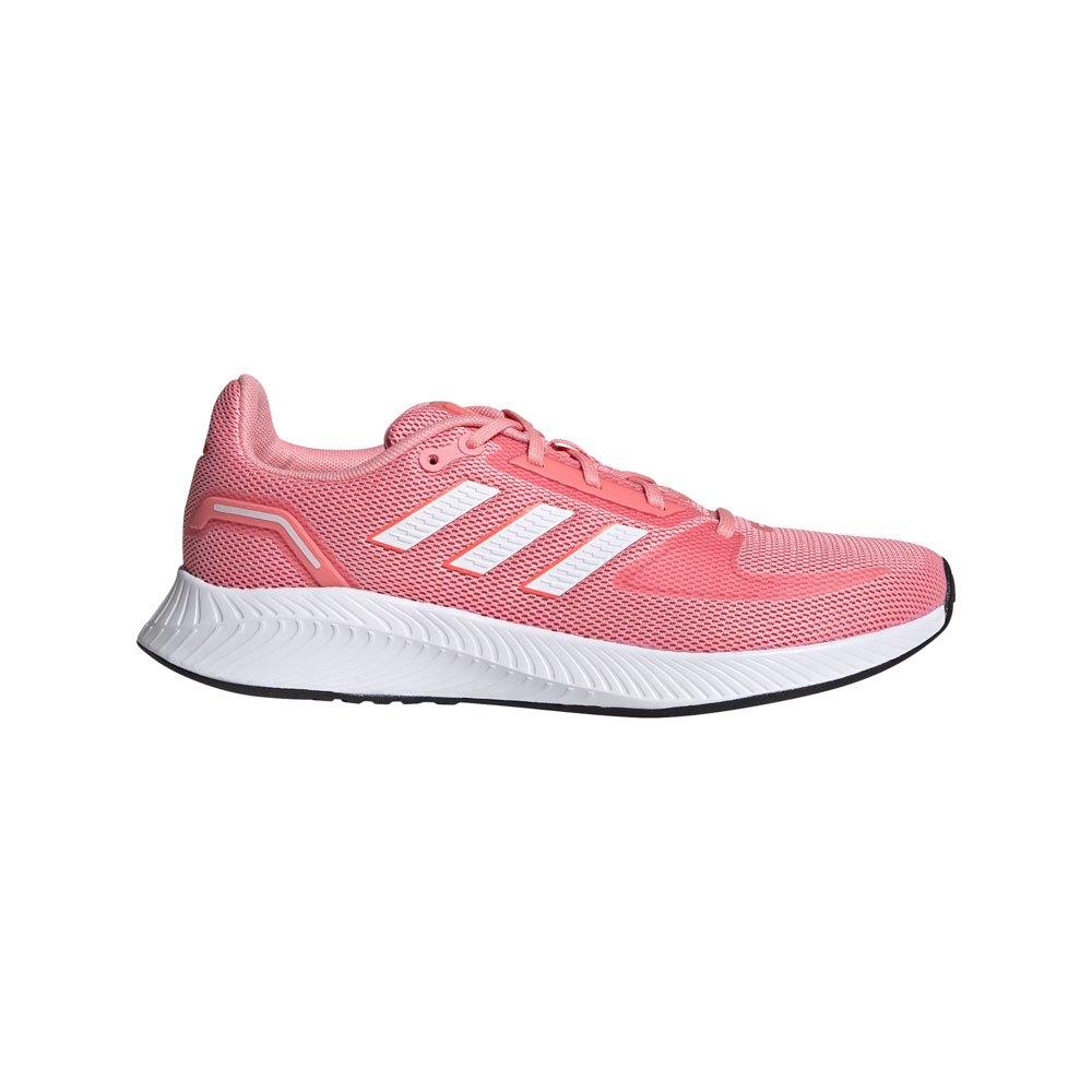 Adidas Zapatillas Running Runfalcon 2.0 Super Pop / Ftwr White / Solar Red