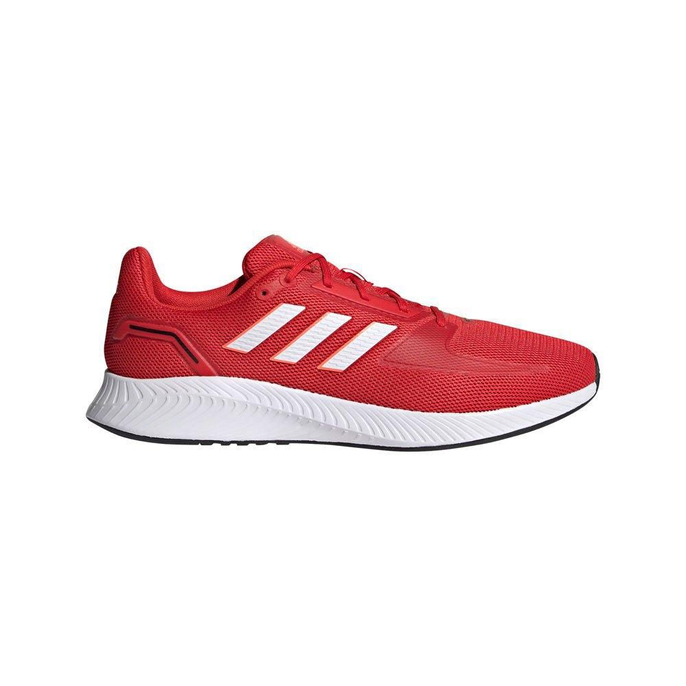 Adidas Runfalcon 2.0 EU 42 Vivid Red / Ftwr White / Solar Red