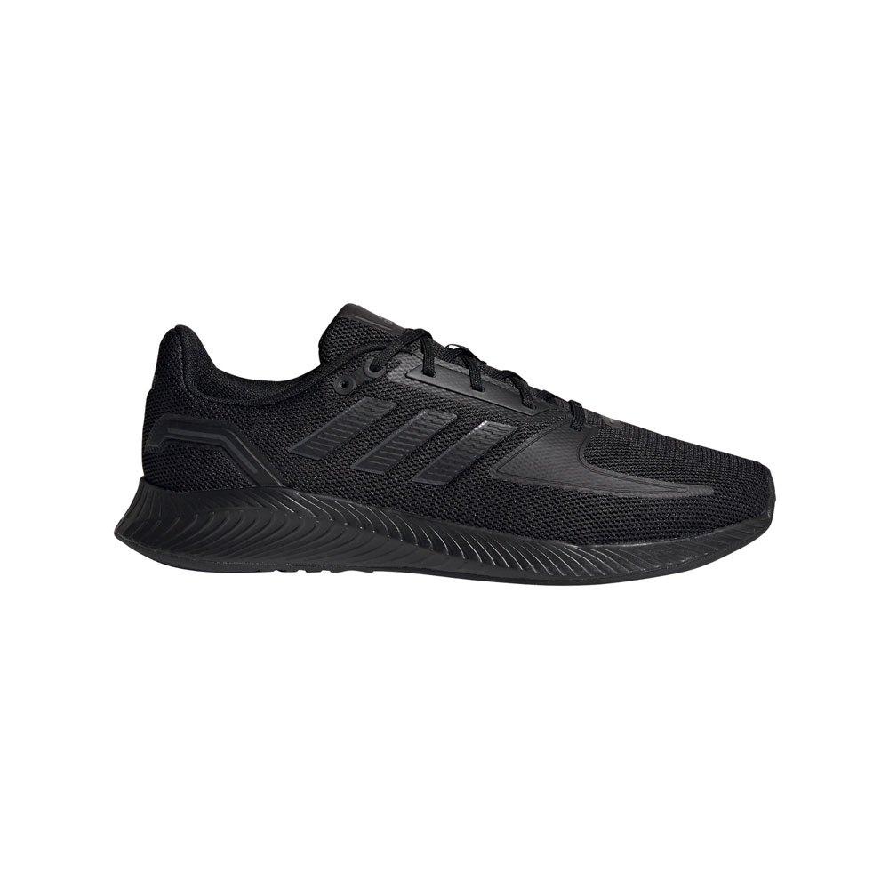 Adidas Runfalcon 2.0 EU 40 2/3 Core Black / Core Black / Grey Six