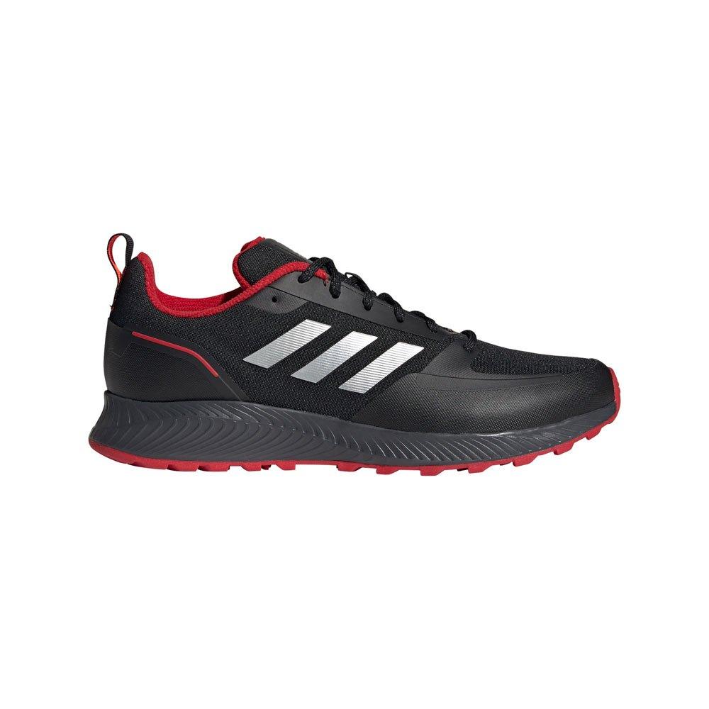 Adidas Runfalcon 2.0 Tr EU 45 1/3 Core Black / Silver Met. / Grey Six