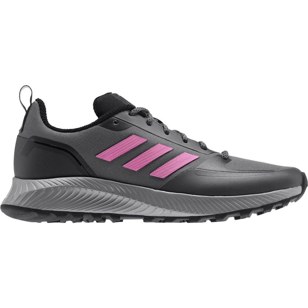 Adidas Runfalcon 2.0 Tr EU 42 Grey Five / Cherry Met. / Grey Six
