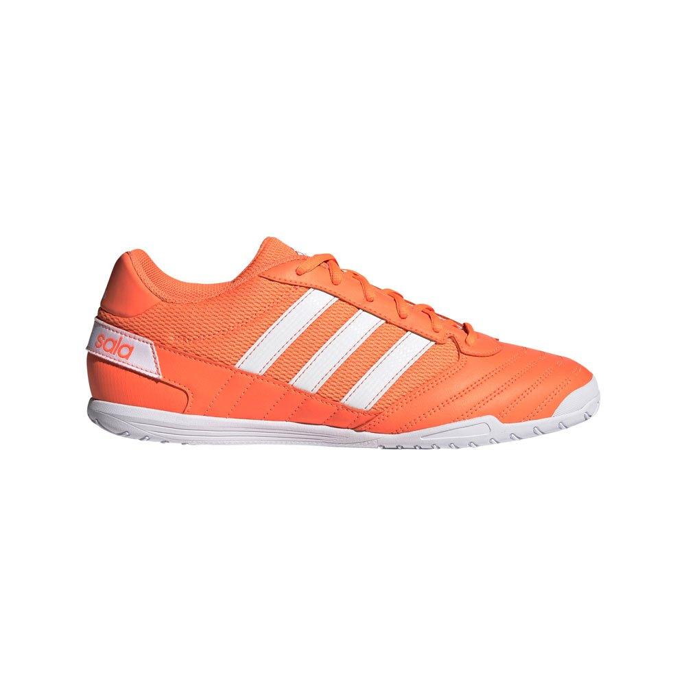 Adidas Chaussures Football Salle Super Sala In EU 42 Screaming Orange / Ftwr White / Screaming Orange