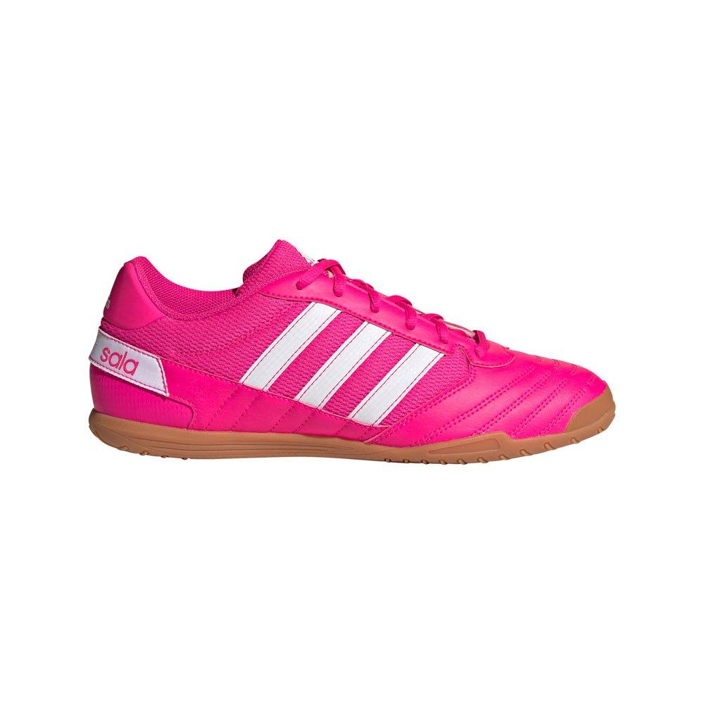 Adidas Chaussures Football Salle Super Sala In EU 42 Shock Pink / Ftwr White / Shock Pink