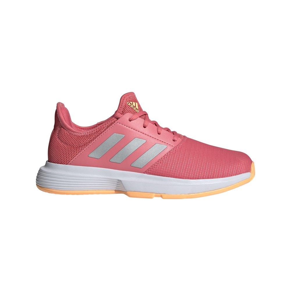 Adidas Game Court EU 40 2/3 Hazy Rose / Silver Met. / Ftwr White
