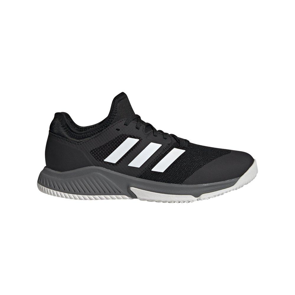 Adidas Chaussures Court Team Bounce EU 36 2/3 Core Black / Ftwr White / Grey Four
