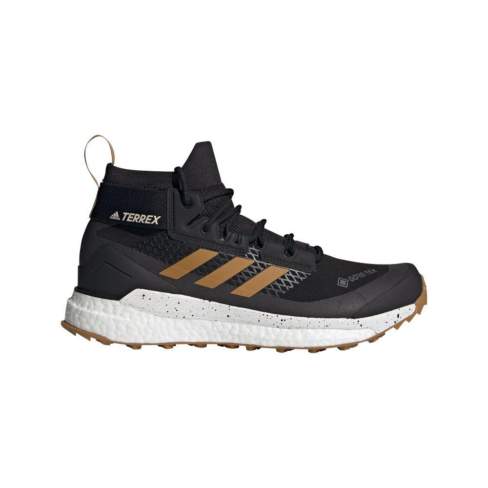 Adidas Chaussures Randonnée Terrex Free Hiker Goretex EU 42 Core Black / Mesa / Crystal White