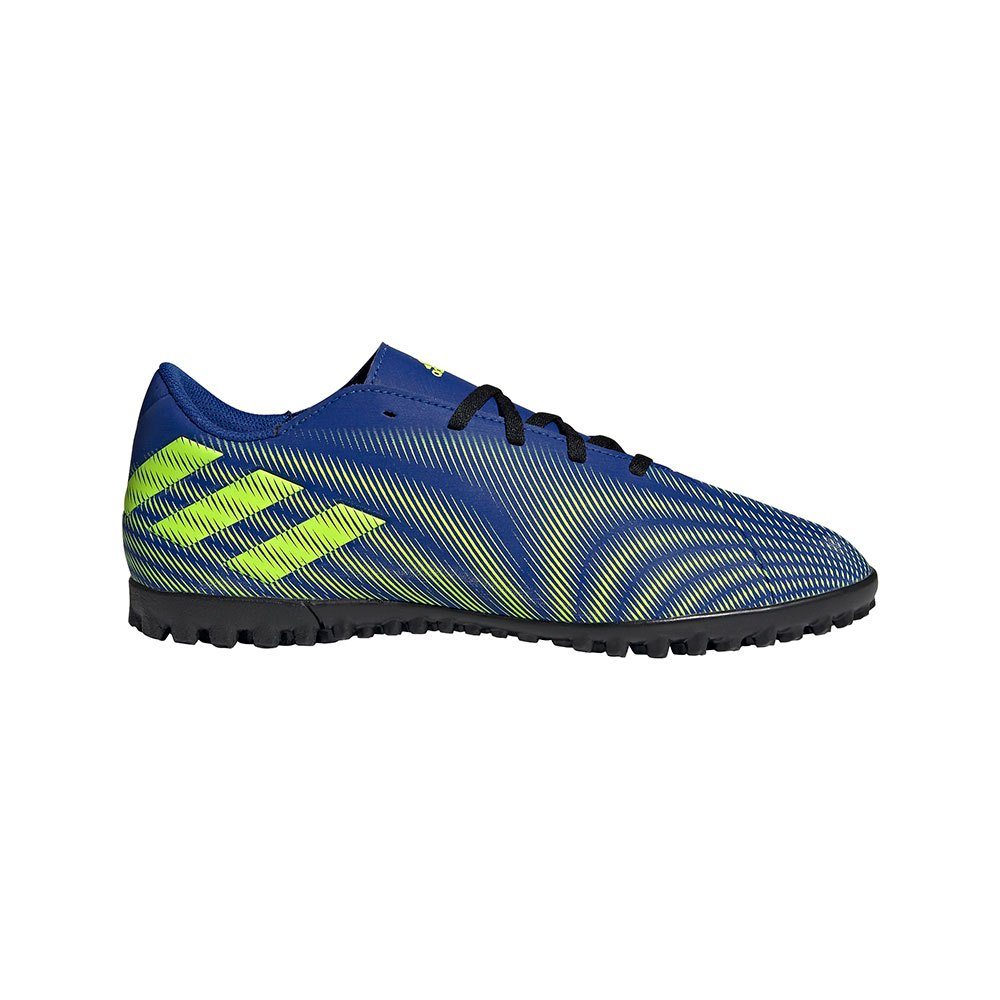 Adidas Chaussures Football Nemeziz .4 Tf EU 44 Team Royal Blue / Solar Yellow / Core Black