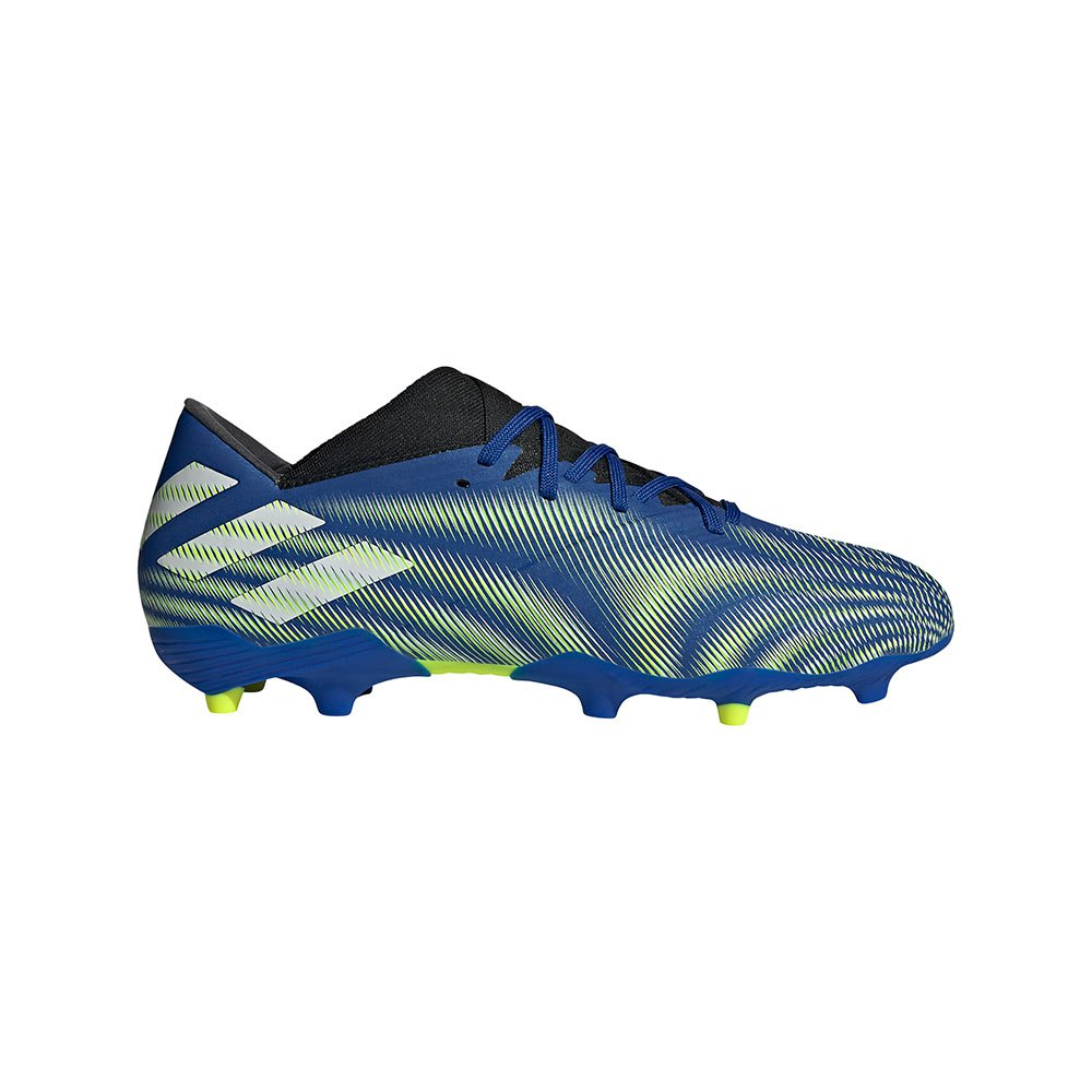Adidas Chaussures Football Nemeziz .2 Fg EU 42 Team Royal Blue / Ftwr White / Solar Yellow