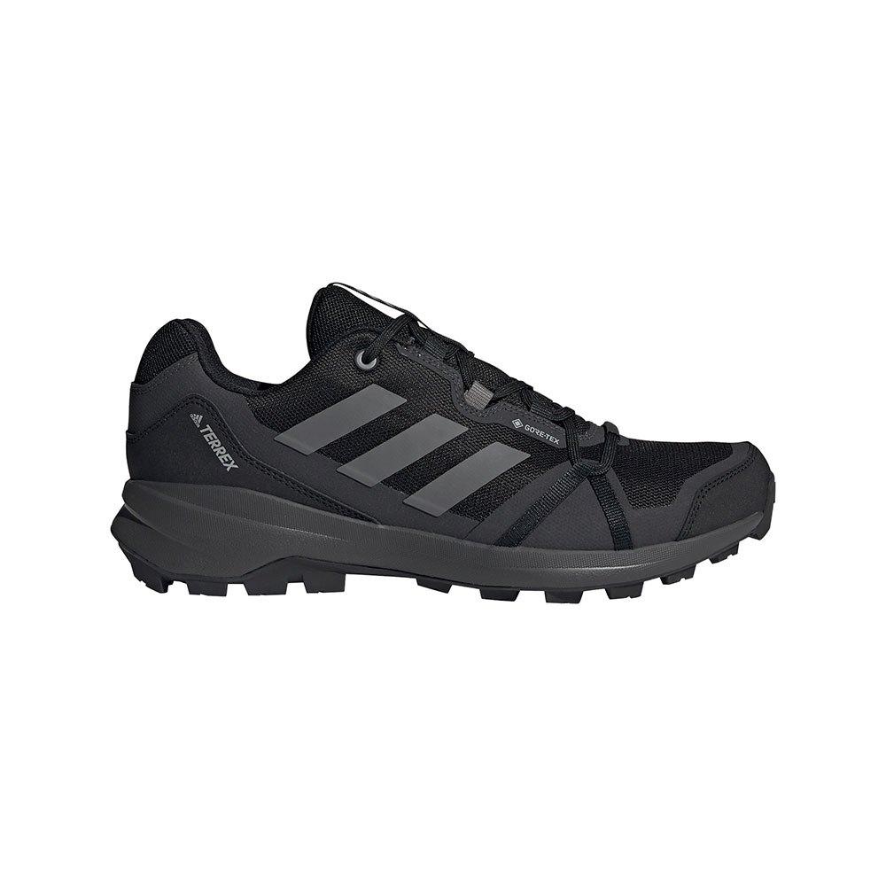 Adidas Chaussures Randonnée Terrex Skyhiker Goretex EU 48 Core Black / Grey Four / Dgh Solid Grey