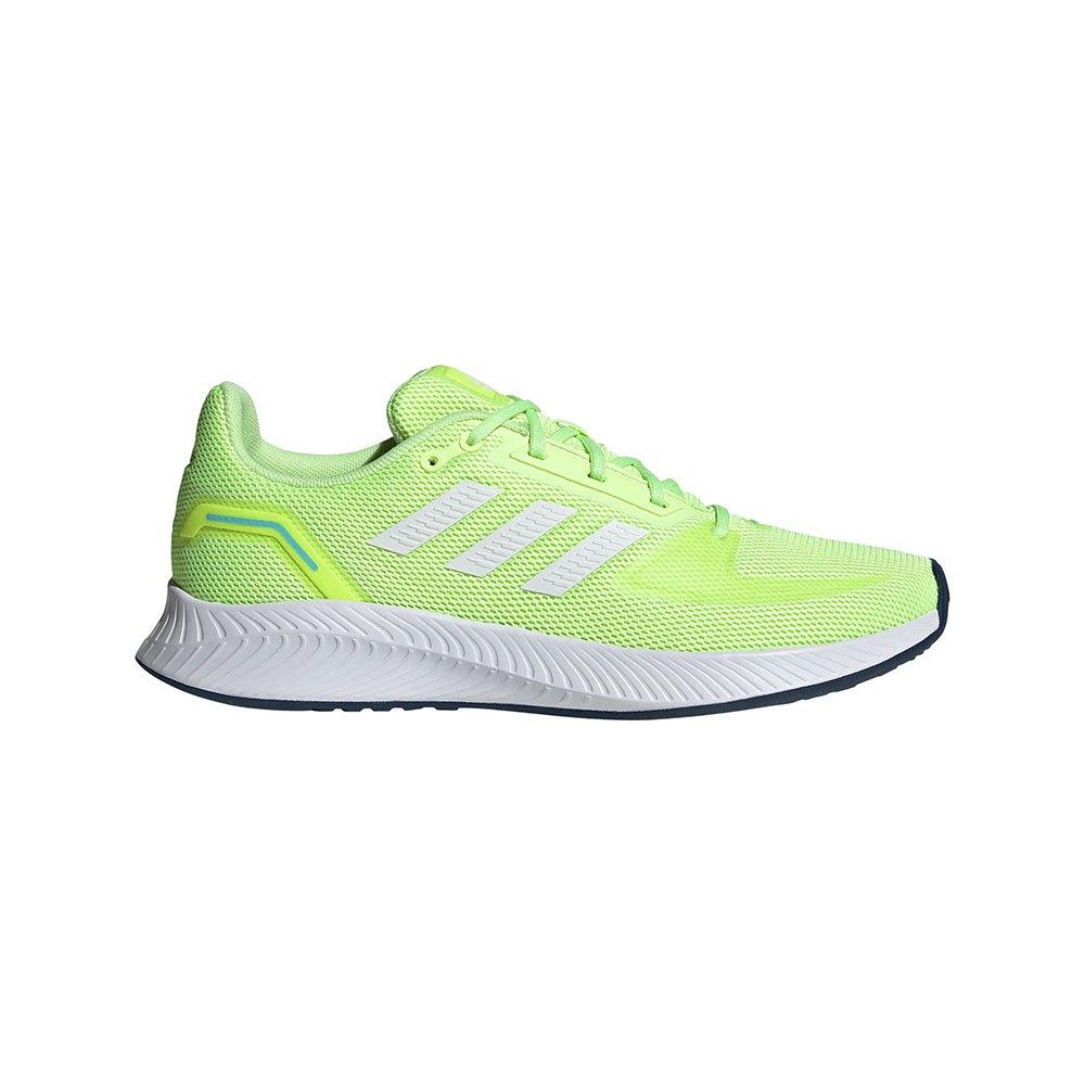 Adidas Runfalcon 2.0 EU 43 1/3 Hi-Res Yellow / Ftwr White / Hazy Sky