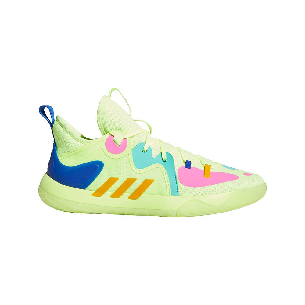 Adidas Harden Stepback 2 EU 44 Hi-Res Yellow / Crew Yellow / Team Royal Blue