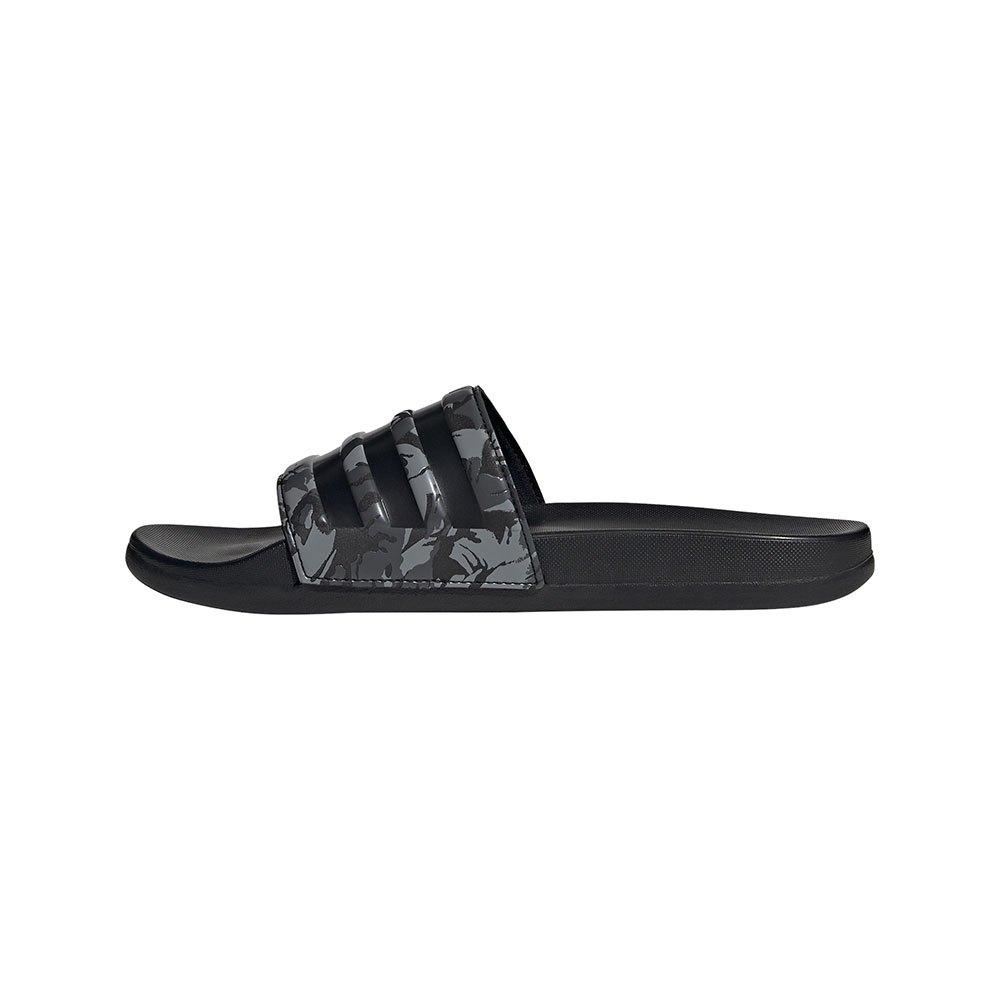 Adidas Adilette Comfort EU 48 2/3 Grey Three / Core Black / Grey Six