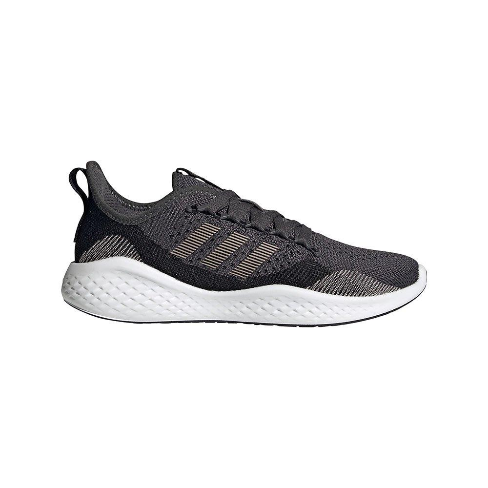 Adidas Zapatillas Running Fluidflow 2.0 Core Black / Champagne Met. / Grey Six