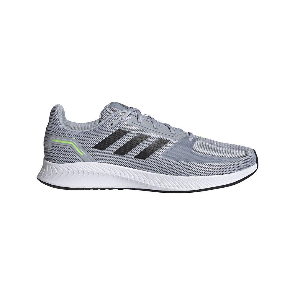 Adidas Runfalcon 2.0 EU 42 Halo Silver / Core Black / Ftwr White