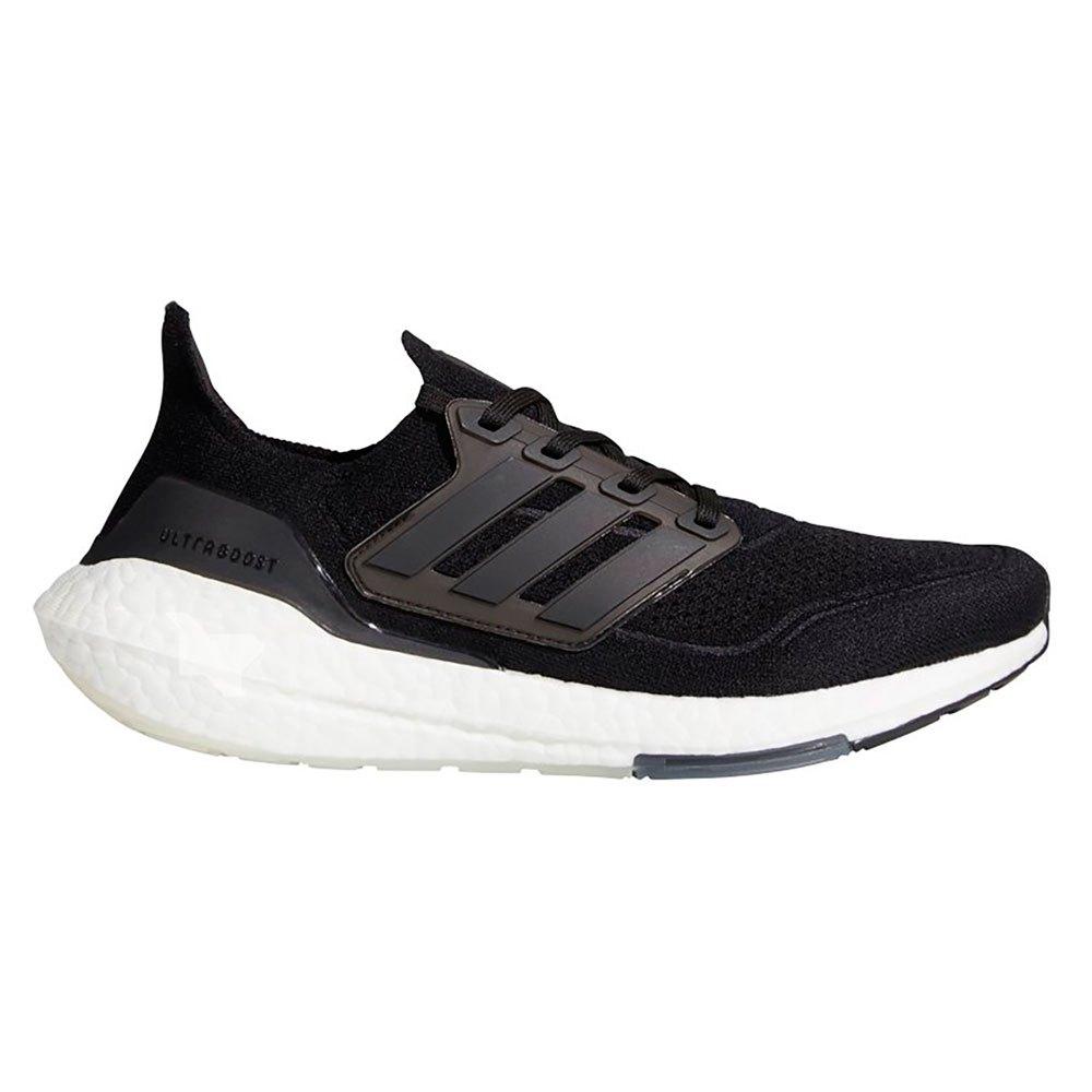 Adidas Ultraboost 21 EU 44 Core Black / Core Black / Grey Four