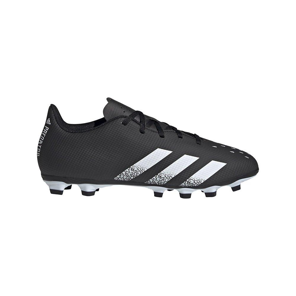 Adidas Chaussures Football Predator Freak .4 Fxg EU 48 Core Black / Ftwr White / Core Black