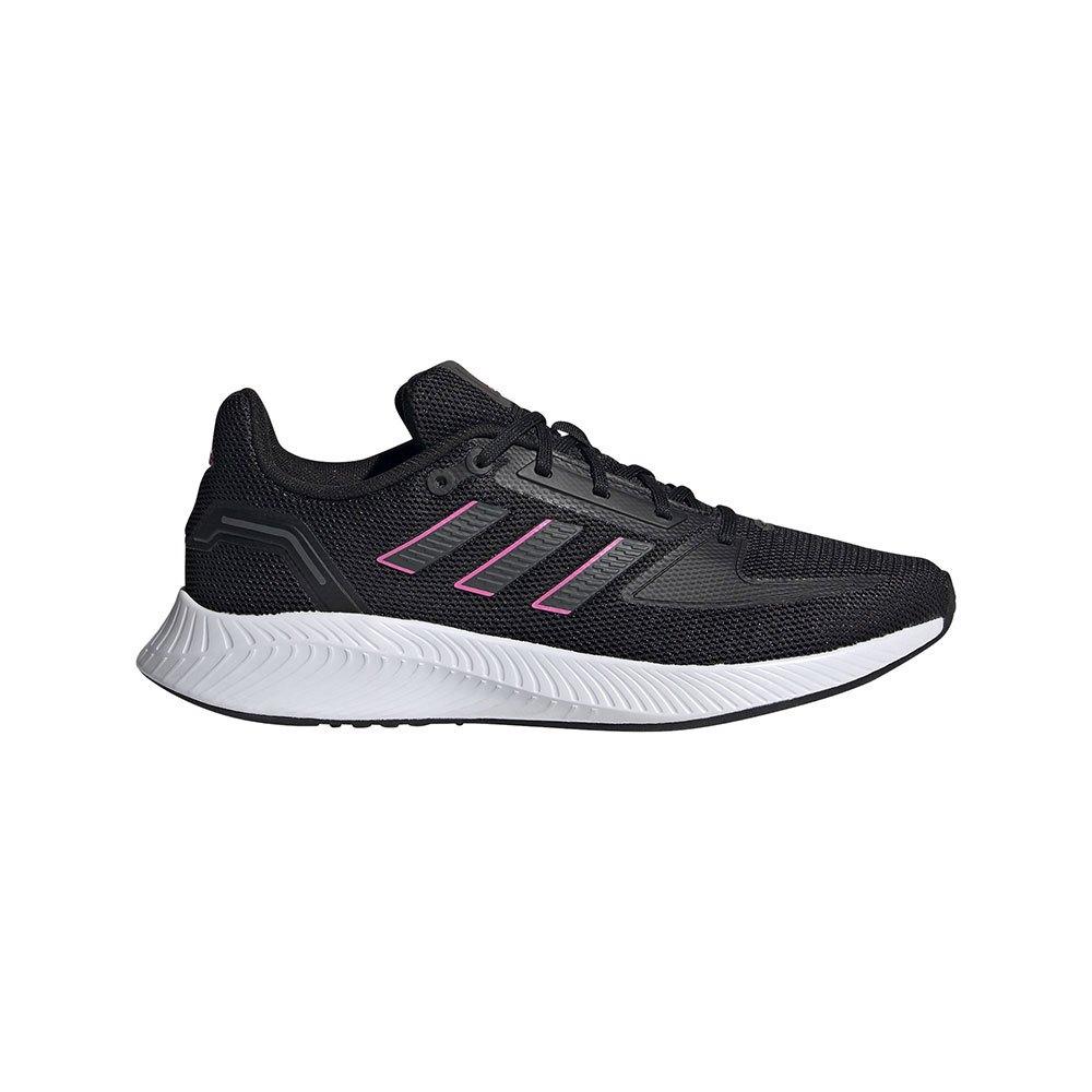 Adidas Zapatillas Running Runfalcon 2.0 Core Black / Grey Six / Screaming Pink