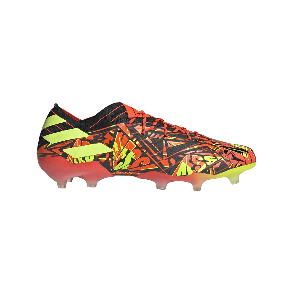 Adidas Nemeziz Messi .1 Fg EU 44 Solar Red / Solar Yellow / Core Black