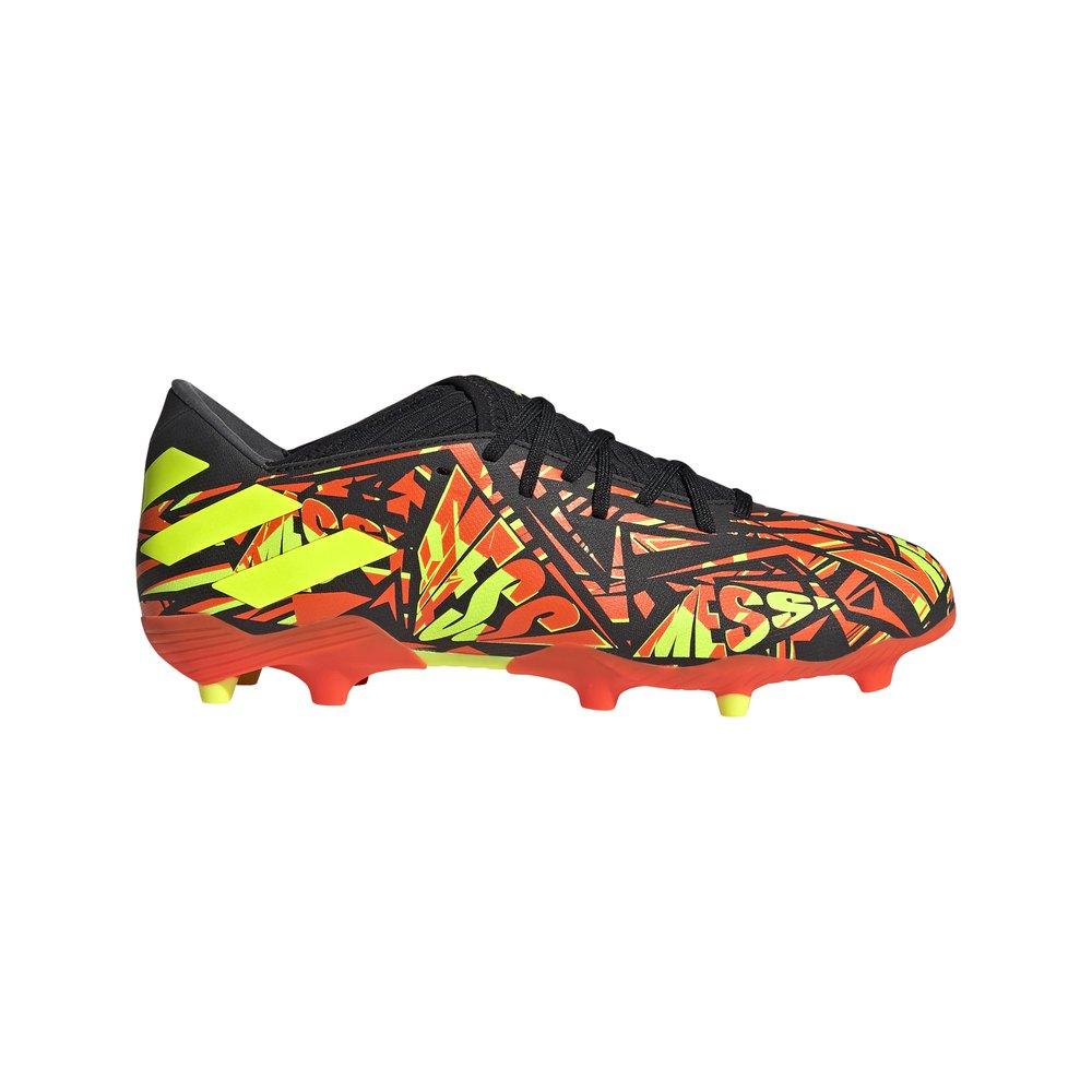 Adidas Nemeziz Messi .3 Fg EU 40 Solar Red / Solar Yellow / Core Black