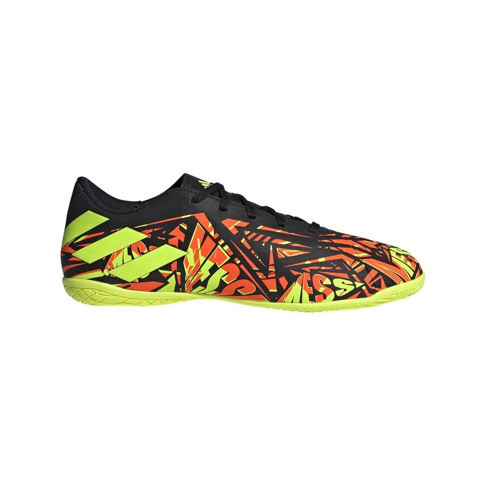 Adidas Nemeziz Messi.4 In Indoor Football Shoes EU 40 Solar Red / Solar Yellow / Core Black