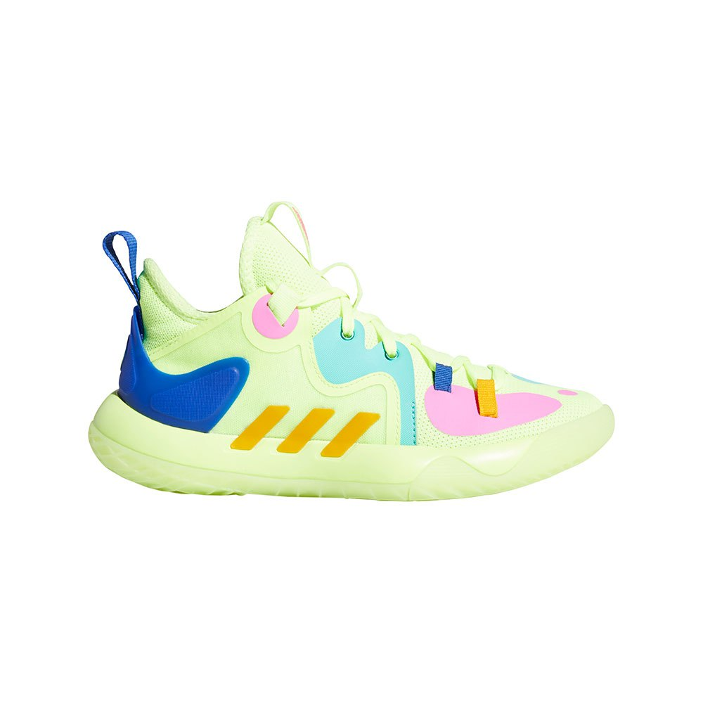 Adidas Harden Stepback 2 J EU 40 Hi-Res Yellow / Crew Yellow / Team Royal Blue