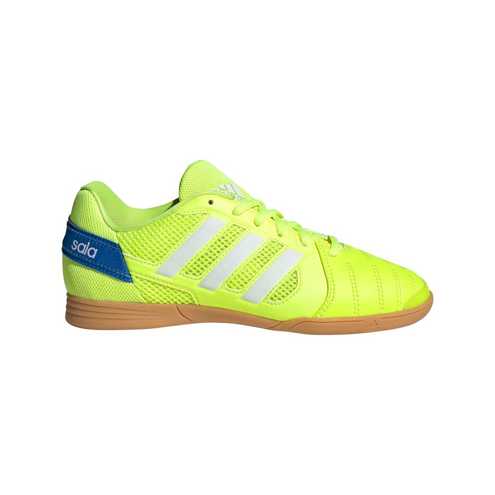 Adidas Chaussures Football Salle Top Sala In EU 30 Solar Yellow / Ftwr White / Glory Blue