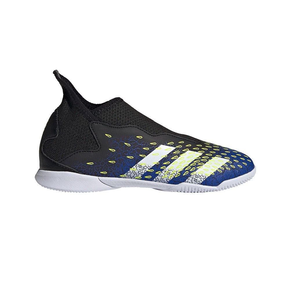 Adidas Chaussures Football Predator Freak.3 Ll In EU 36 Core Black / Ftwr White / Solar Yellow
