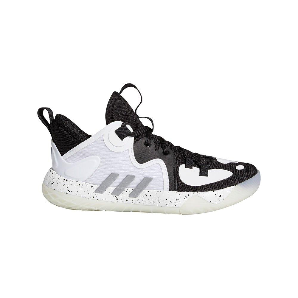Adidas Chaussures Harden Stepback 2 Enfant EU 33 Core Black / Silver Met. / Ftwr White