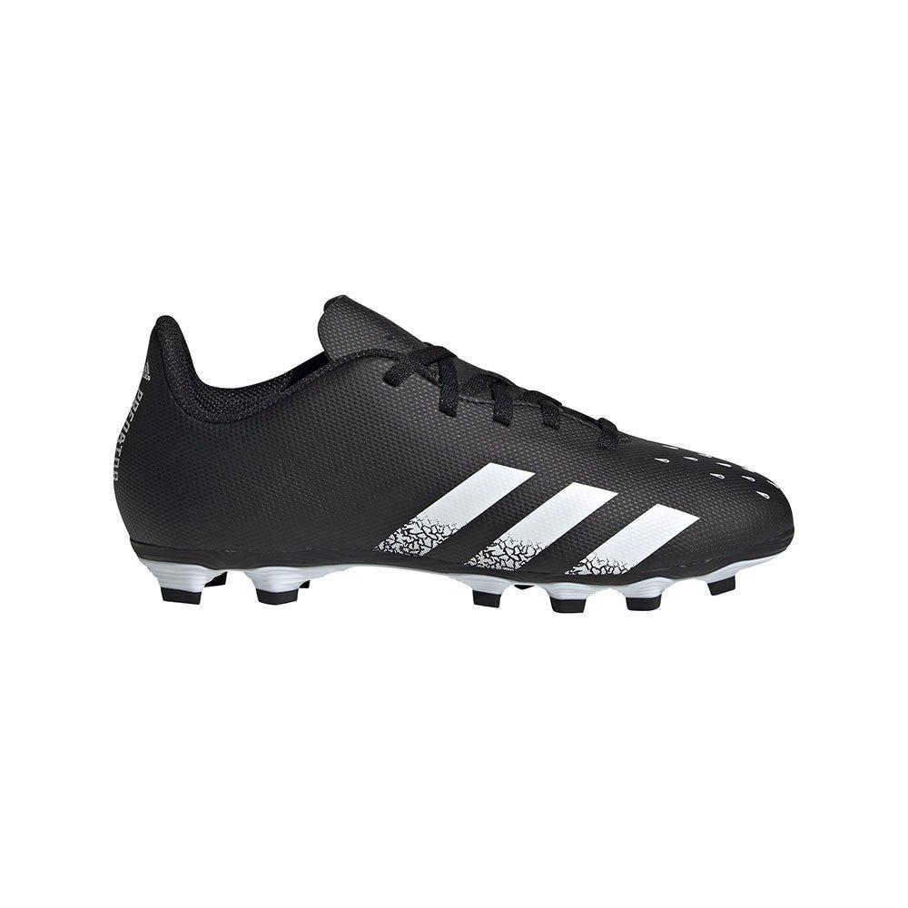 Adidas Chaussures Football Predator Freak .4 Fxg EU 36 2/3 Core Black / Ftwr White / Core Black