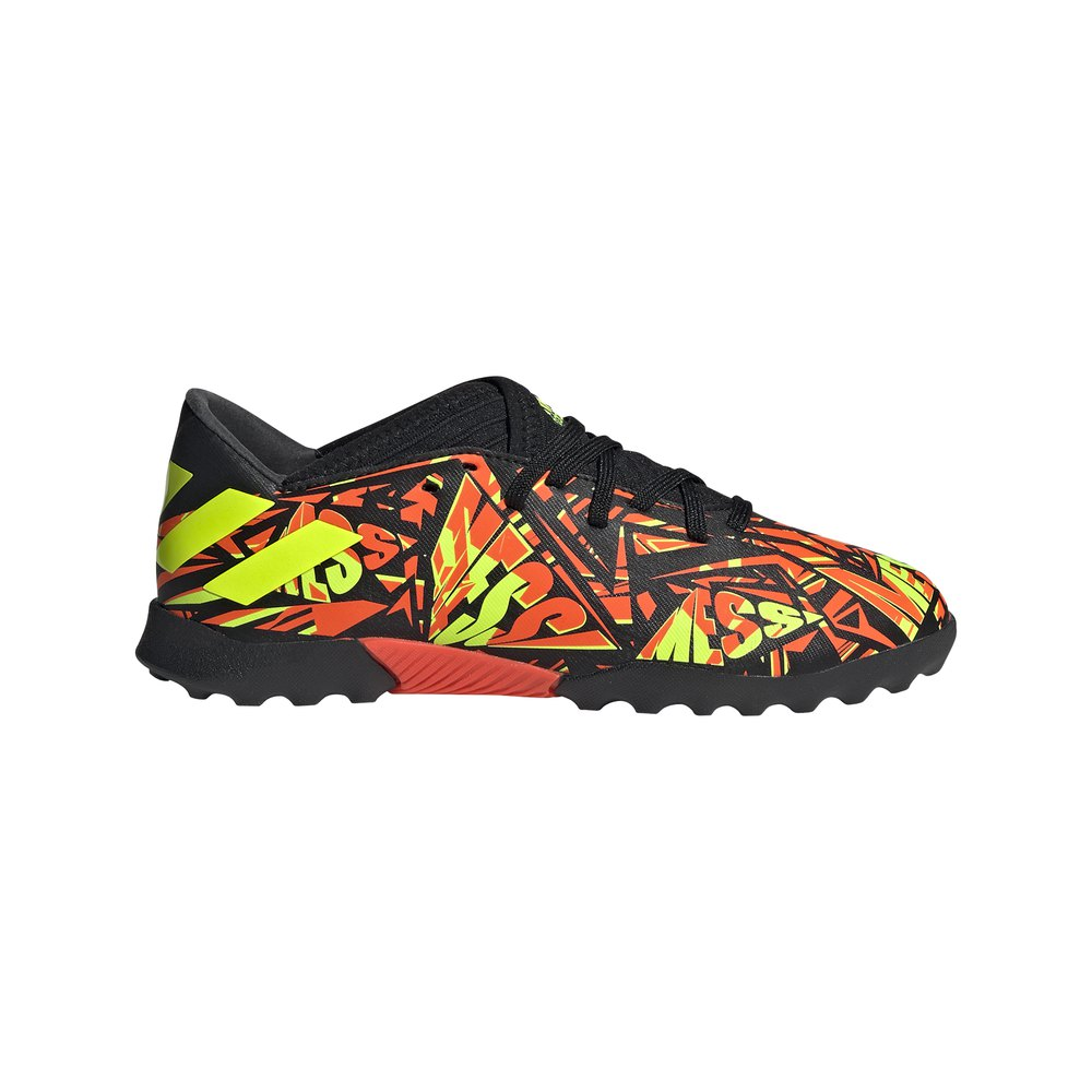 Adidas Nemeziz Messi .3 Tf J Football Boots EU 38 Solar Red / Solar Yellow / Core Black