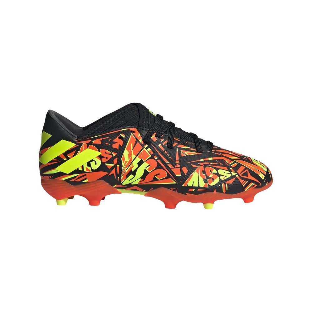 Adidas Nemeziz Messi .3 Fg J Football Boots EU 38 Solar Red / Solar Yellow / Core Black