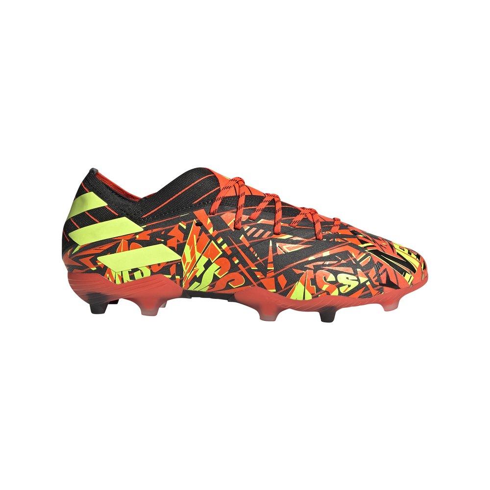 Adidas Nemeziz Messi .1 Fg J Football Boots EU 32 Solar Red / Solar Yellow / Core Black