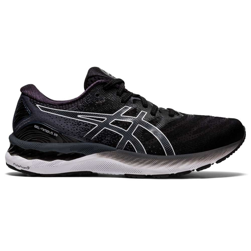 Asics Gel Nimbus 23 EU 44 Black / White