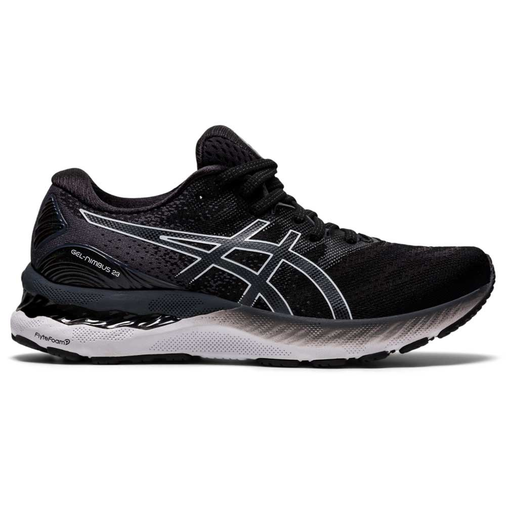 Asics Gel Nimbus 23 EU 42 Black / White